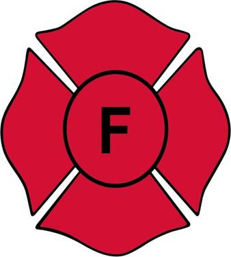 A Message From The Fire Marshal What Are Those New Maltese Cross